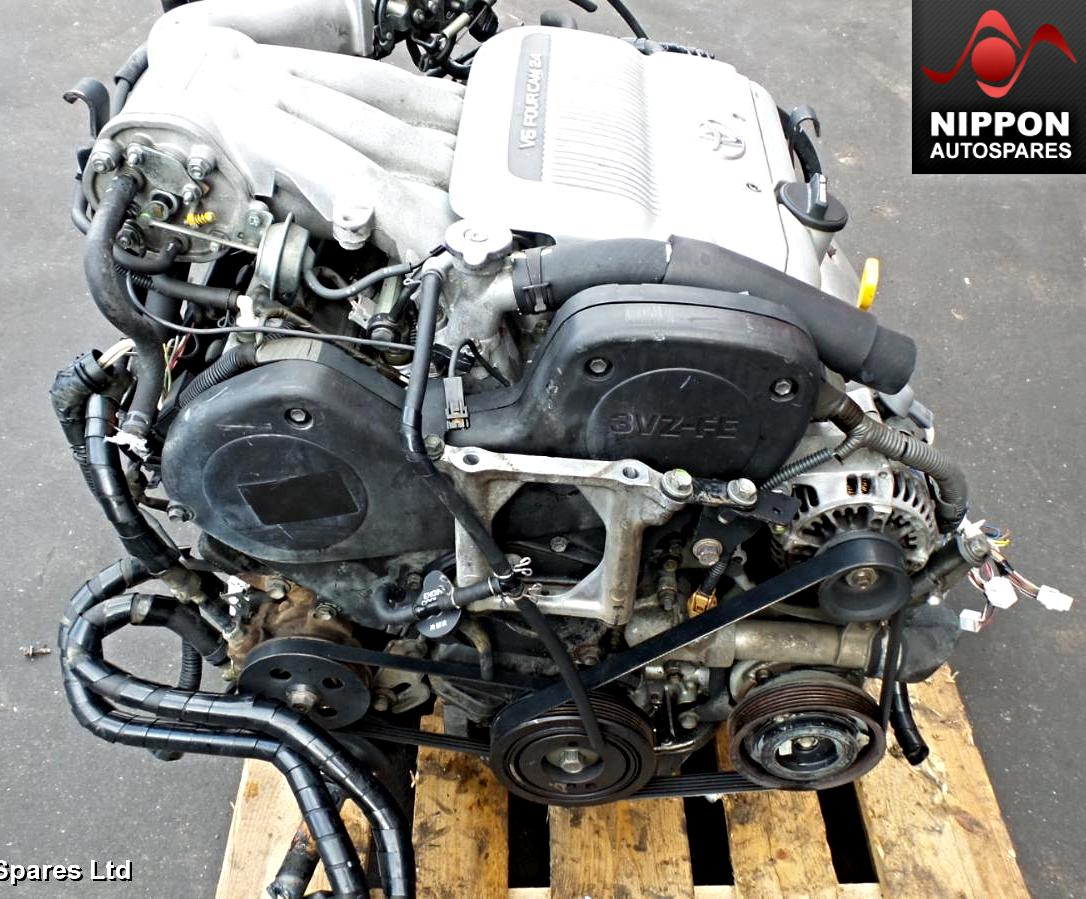 Toyota Camry Vz Fe V Engine Kit P on 1991 Toyota Camry Coil